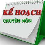 Kế hoạch kiểm tra giữa HK II năm học 2019 – 2020