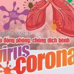 Những điều cần biết để chủ động phòng, chống dịch bệnh virus corona
