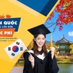 chương trình học bổng Hàn Quốc thi online