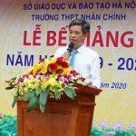 Lễ bế giảng năm học 2019 – 2020