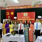Đại hội Công đoàn nhiệm kỳ 2020-2023 và Hội nghị viên chức năm học 2020-2021 – trường THPT Nhân Chính