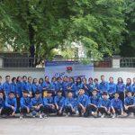 Tuổi trẻ trường THPT Nhân Chính góp sức lan tỏa những thông điệp tích cực đến cộng đồng phòng chống dịch Covid – 19