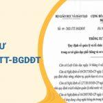 Bộ GDĐT ban hành Thông tư về quản lý và tổ chức dạy học trực tuyến