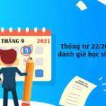 Hướng dẫn đánh giá học sinh THCS, THPT theo Thông tư 22